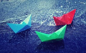 16583-colorful-paper-boats-in-the-rain-1680x1050-photography-wallpaper