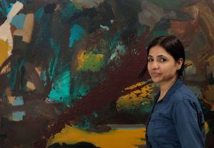Artist Rashmi Khurana