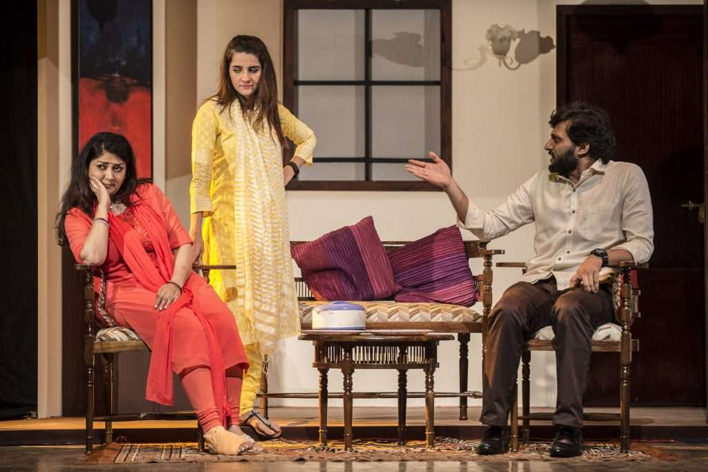Lubna Salim, Shruthi Seth & Zeeshan Ayyub