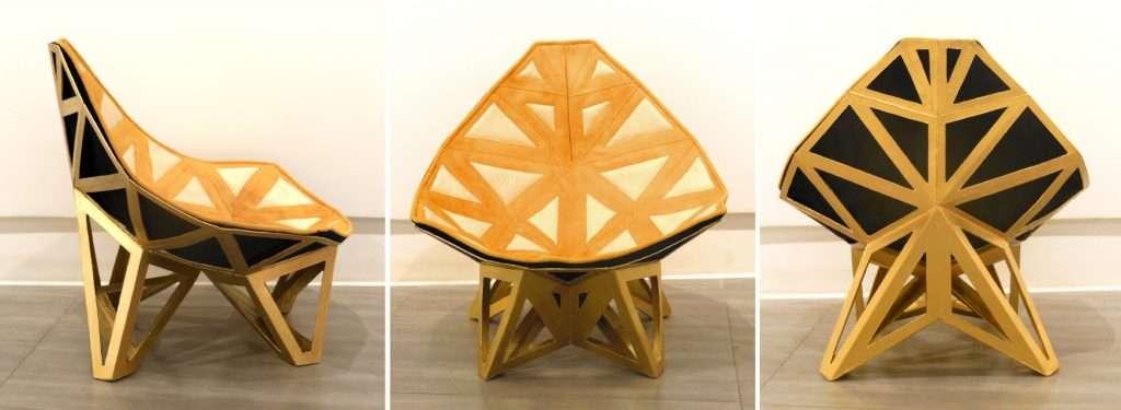 Kirigami Lounge Chair